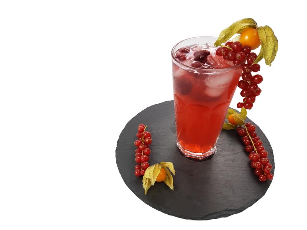 White Tea Cherry tail with Fili-Secco   frusano.com on