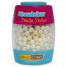 Sugar sprinkles pearls white