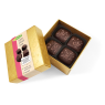 Petit plaisir rose - chocolate selection raspberry