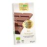 Chocolate orgánico crujiente
