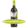 Welschriesling Organic White Wine - tested for histamine content