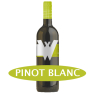 Pinot Blanc Organic White Wine - tested for histamine content