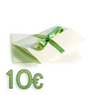 Vale regalo 10 EUR