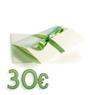 Vale regalo 30 EUR