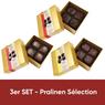 Ménage à trois - Chocolates selection