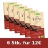 Set 6 packs Organic Filita Amaranth Chocolate